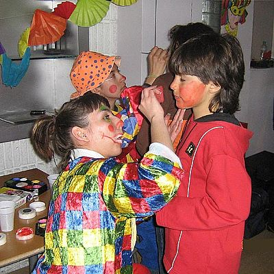 Face Painting για Παιδικά Παρτυ